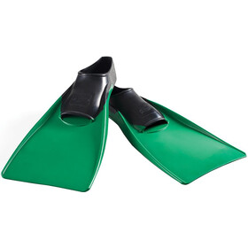 FINIS Long Floating Fins black/grass green